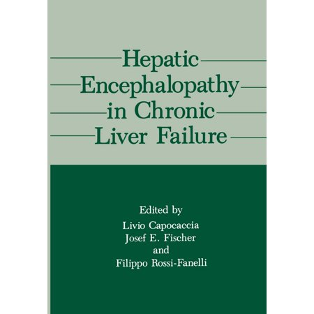 Hepatic Encephalopathy in Chronic Liver Failure - eBook