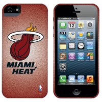 Miami Heat Team Logo iPhone 5 Case - Red