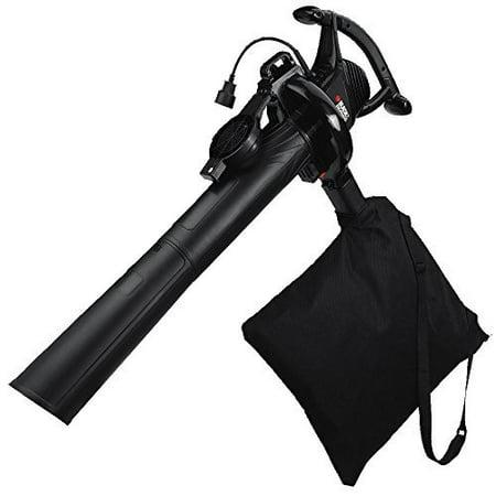 BLACK+DECKER BV3100 12Amp Blower/Vacuum/Mulcher (Lawn Cleaning Blower)
