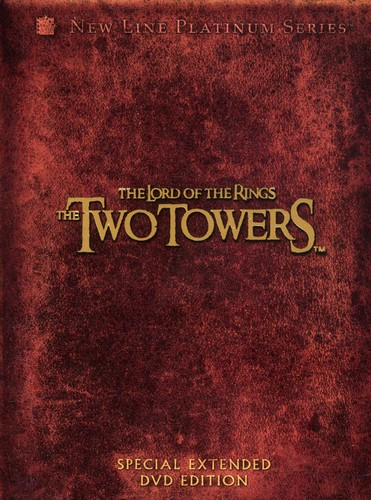 Lord of the Rings-Two Towers (DVD) ( (DVD)) by NEW LINE STUDIOS