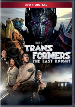 Transformers: The Last Knight (Walmart Exclusive) (DVD + Digital) by
