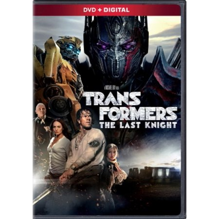 Transformers: The Last Knight (Walmart Exclusive) (DVD + Digital) (The Last Halloween 1991)