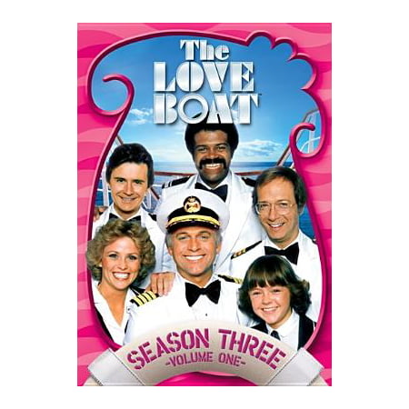 The Love Boat: Season 3, Volume 1 (DVD)