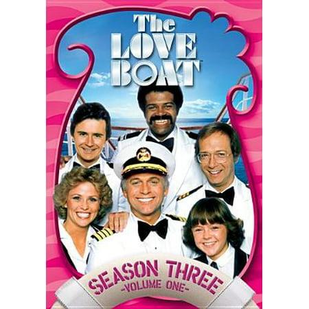 The Love Boat: Season 3, Volume 1 (DVD)
