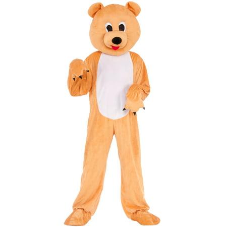 Honey Bear Mascot Child Costume (Large)