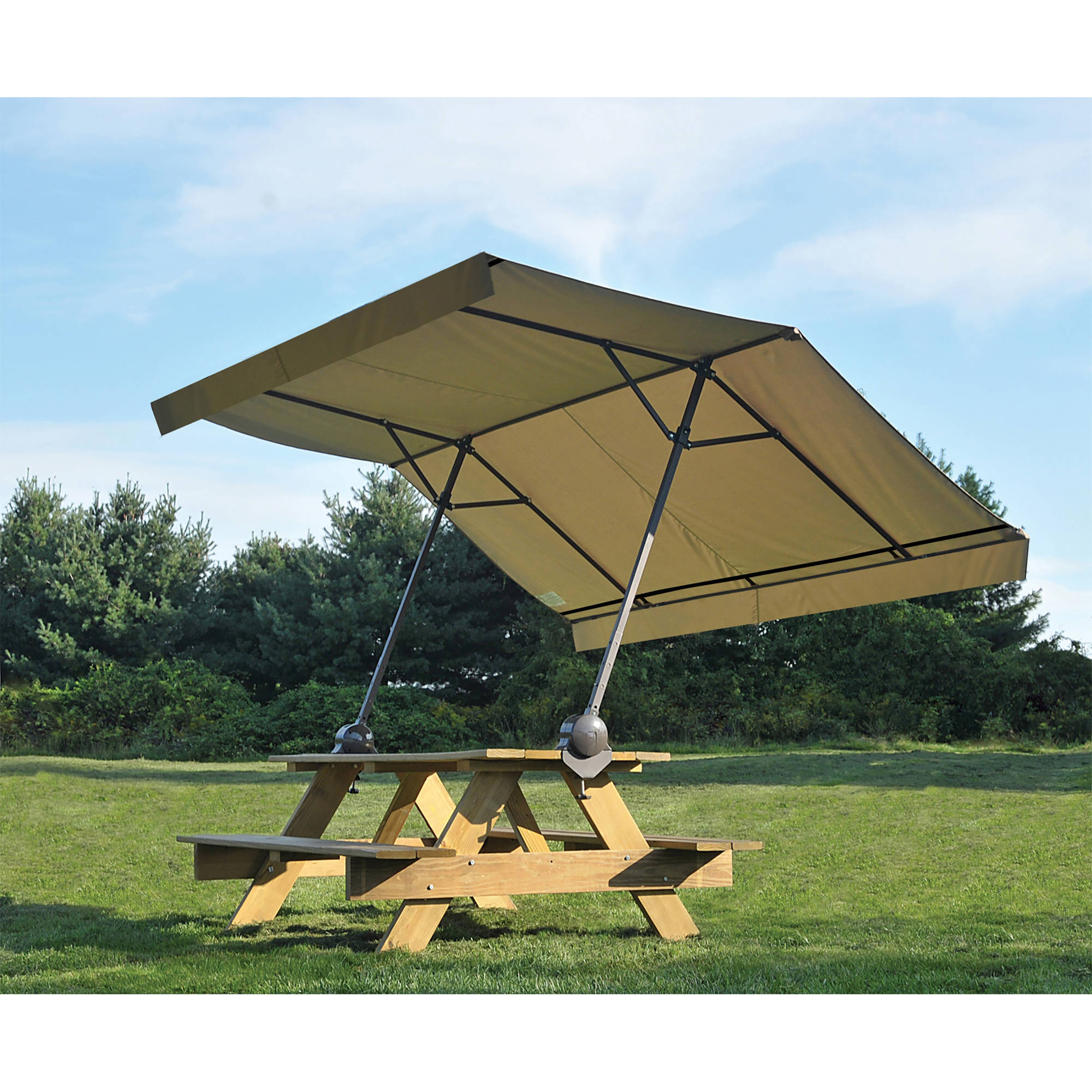 shadelogic quick clamp canopy tilt mount, 10'/3m - walmart