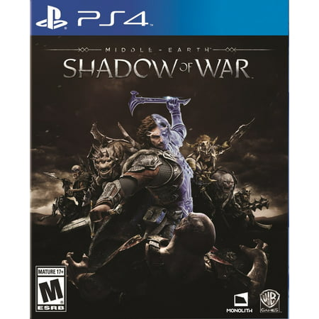 Warner Bros. Middle-Earth: Shadow of War for PlayStation 4