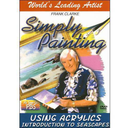 Using Acrylics Introduction to Seascapes by