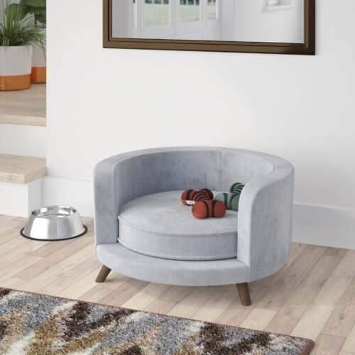 Tucker Murphy Pet Baran Dog Sofa