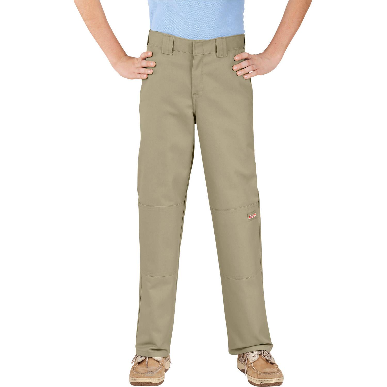 Genuine Dickies Husky Boy's Traditional School Uniform Style Pants