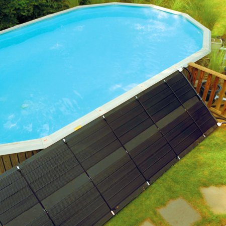 Smartpool Universal Swimming Pool Solar Heating Add On Panel 4 X 20 Feet