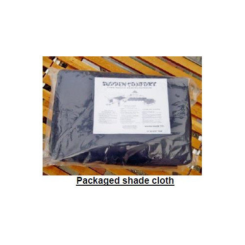 Sunglo Greenhouses Shade Cloth for 1000-B Greenhouse