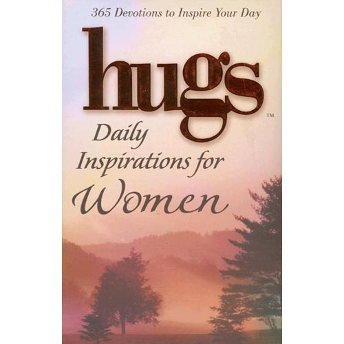 Hugs Daily Inspirations / Women: 365 Devotions to Inspire Your Day