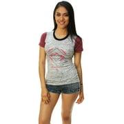 American Fighter Women's Hazelden Baby Graphic T-Shirt