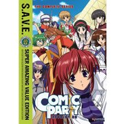 Comic Party Revolution: The Complete Series by
