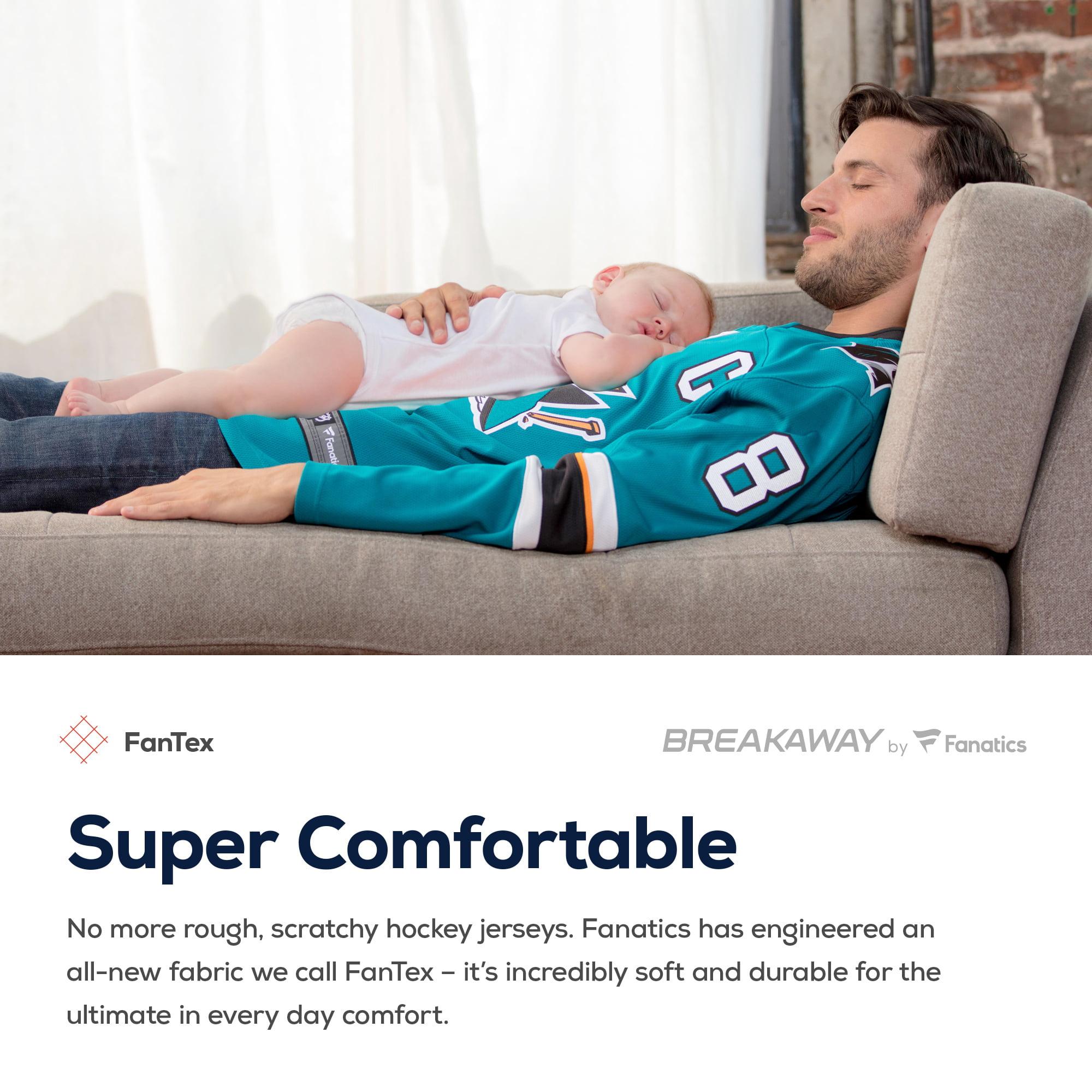 Joe Pavelski San Jose Sharks Fanatics Branded Youth Breakaway Player Jersey  - Teal - Walmart.com ac2c0e0ab
