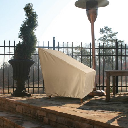 Sure Fit Patio Armour Ripstop High Back Patio Chair Cover ()