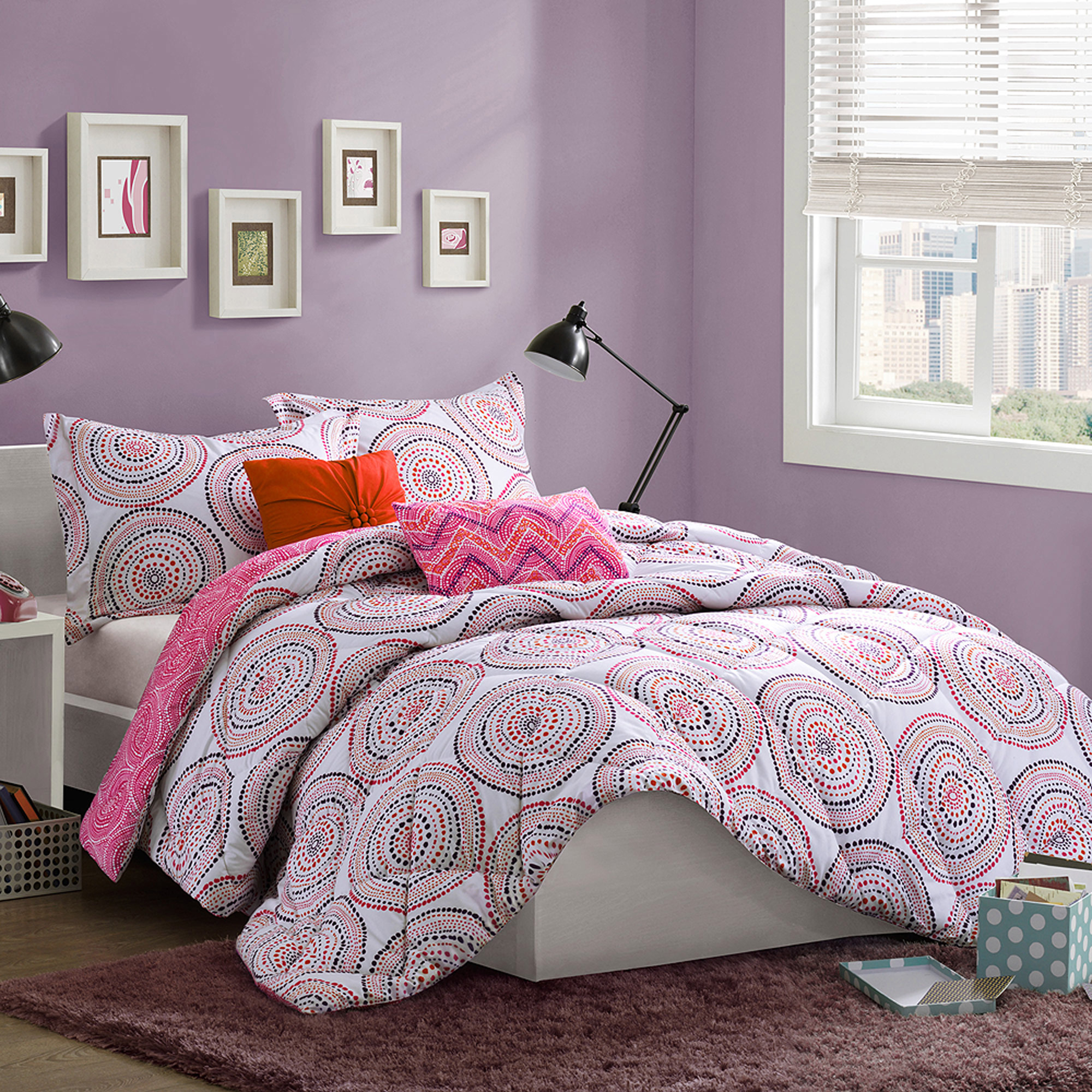 Home Essence Apartment Amber Comforter S