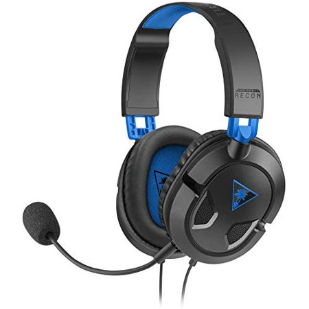 Turtle Beach - Ear Force Recon 50P Stereo Gaming Headset - PS4 and Xbox One (compatible w/ Xbox One controller w/ 3.5mm (Turtle Beach Fg Ear Force X42 Headset)