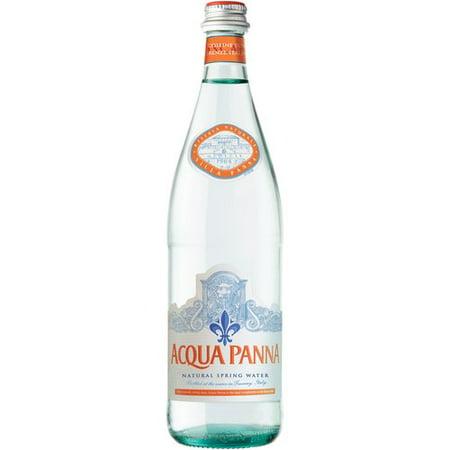 Acqua Panna Natural Spring Water, 25.3 fl oz