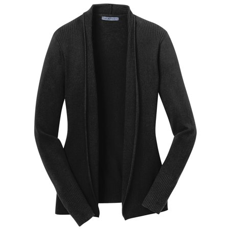 Port Authority Women's Soft Open Front Cardigan Sweater
