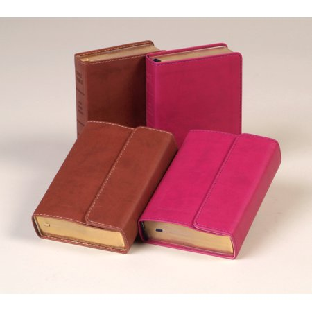 Large Print Compact Reference Bible-KJV-Magnetic