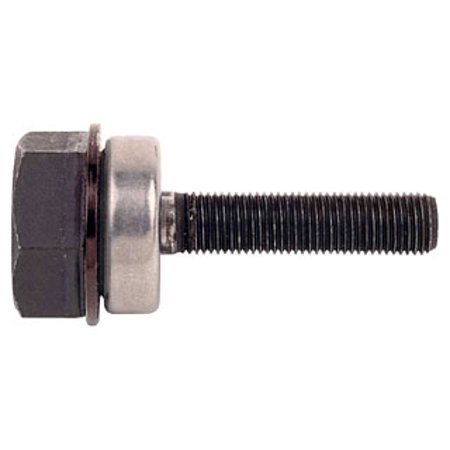 Greenlee 00042 Screw Unit Assembly For Slug-Buster Self Centering Knockout Draw Stud, for 1/2-Inch Conduit Punches