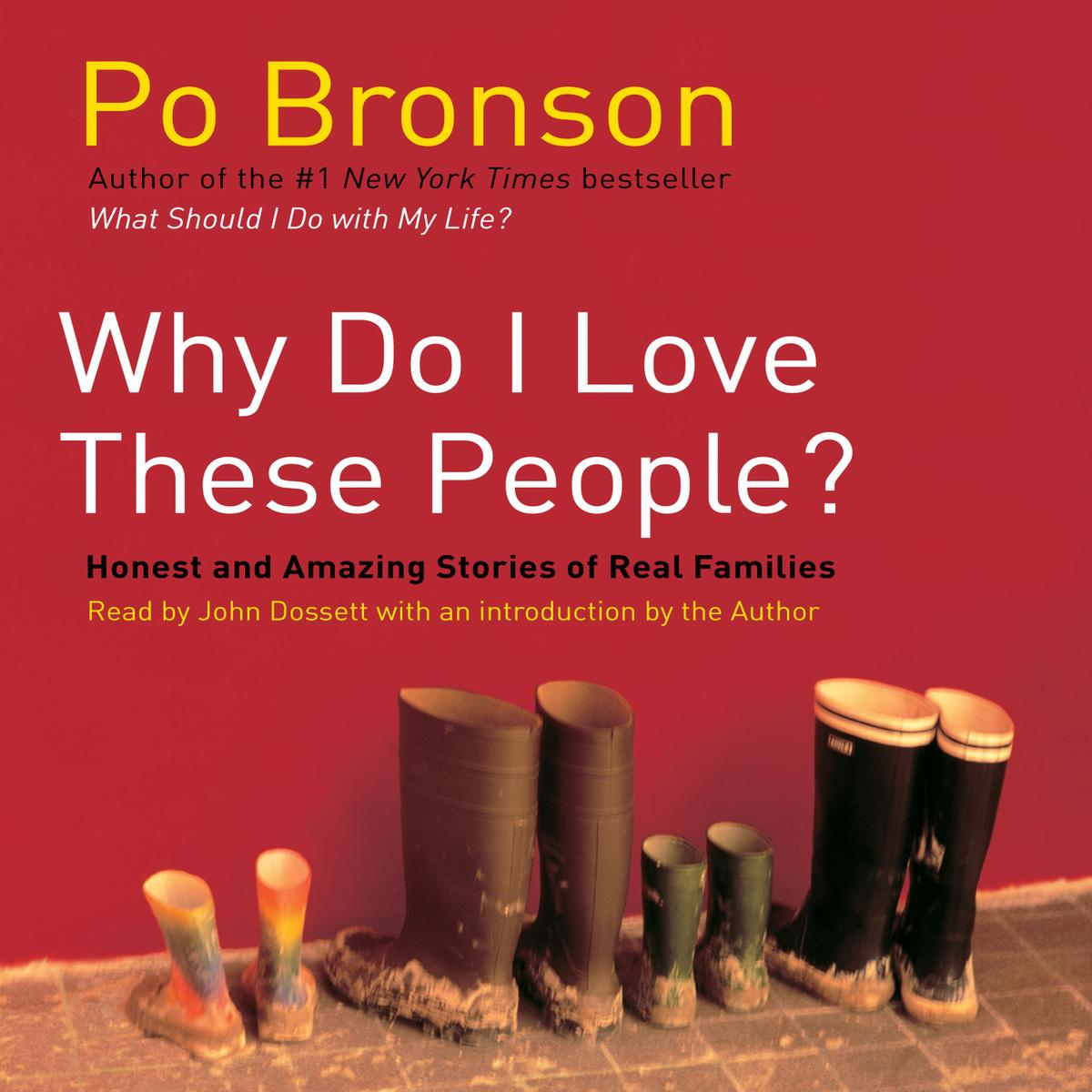 Why Do I Love These People? - Audiobook