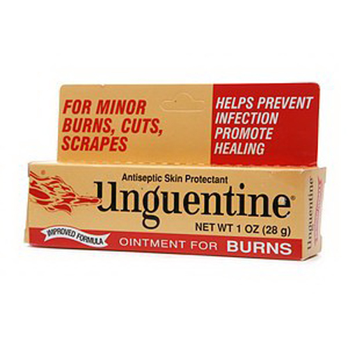 Unguentine Antiseptic Skin Protectant Ointment For Burns - 1 Oz