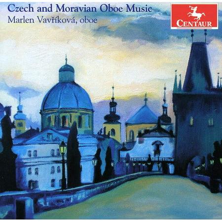 Oboe Christmas Music (Czech & Moravian Oboe Music )