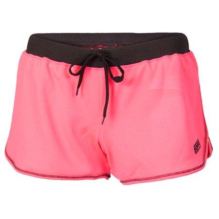 Junior Nu Wave Shorts, Cotton Candy & Black - Medium - image 1 de 1