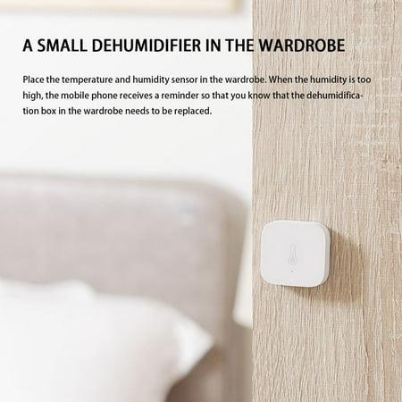 Smart Air Pressure Temperature Humidity Environment Sensor Smart control - image 4 of 8