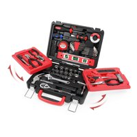 Deals on Hyper Tough 102-Piece All Purpose Tool Set Model 7002