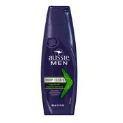 Aussie Shampoo Deep Clean Men - 13.5oz