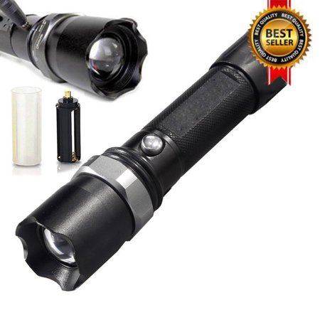 Tactical Police Heavy Duty 3W LED Rechargeable