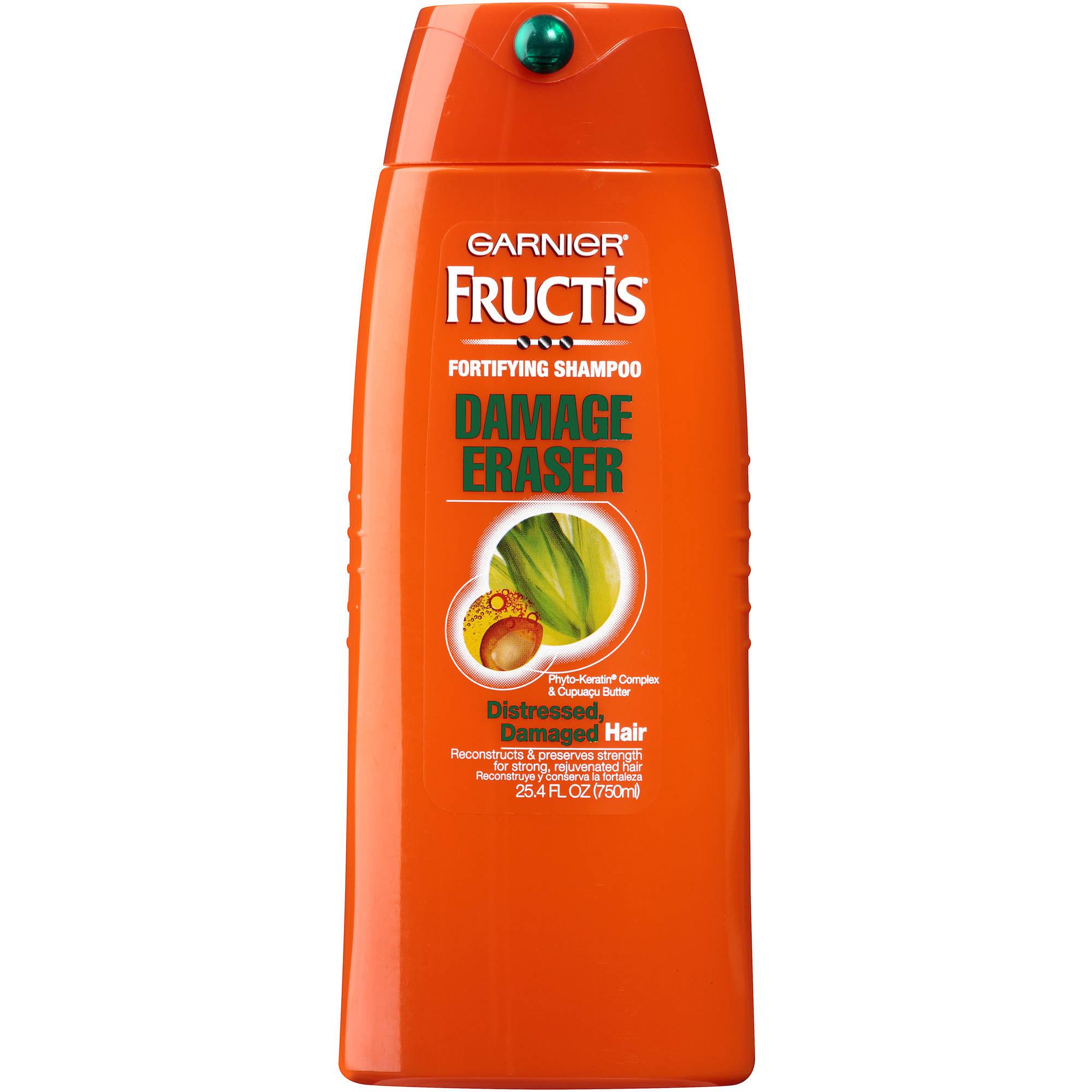 Garnier Fructis Damage Eraser Fortifying Shampoo, 25.4 fl oz