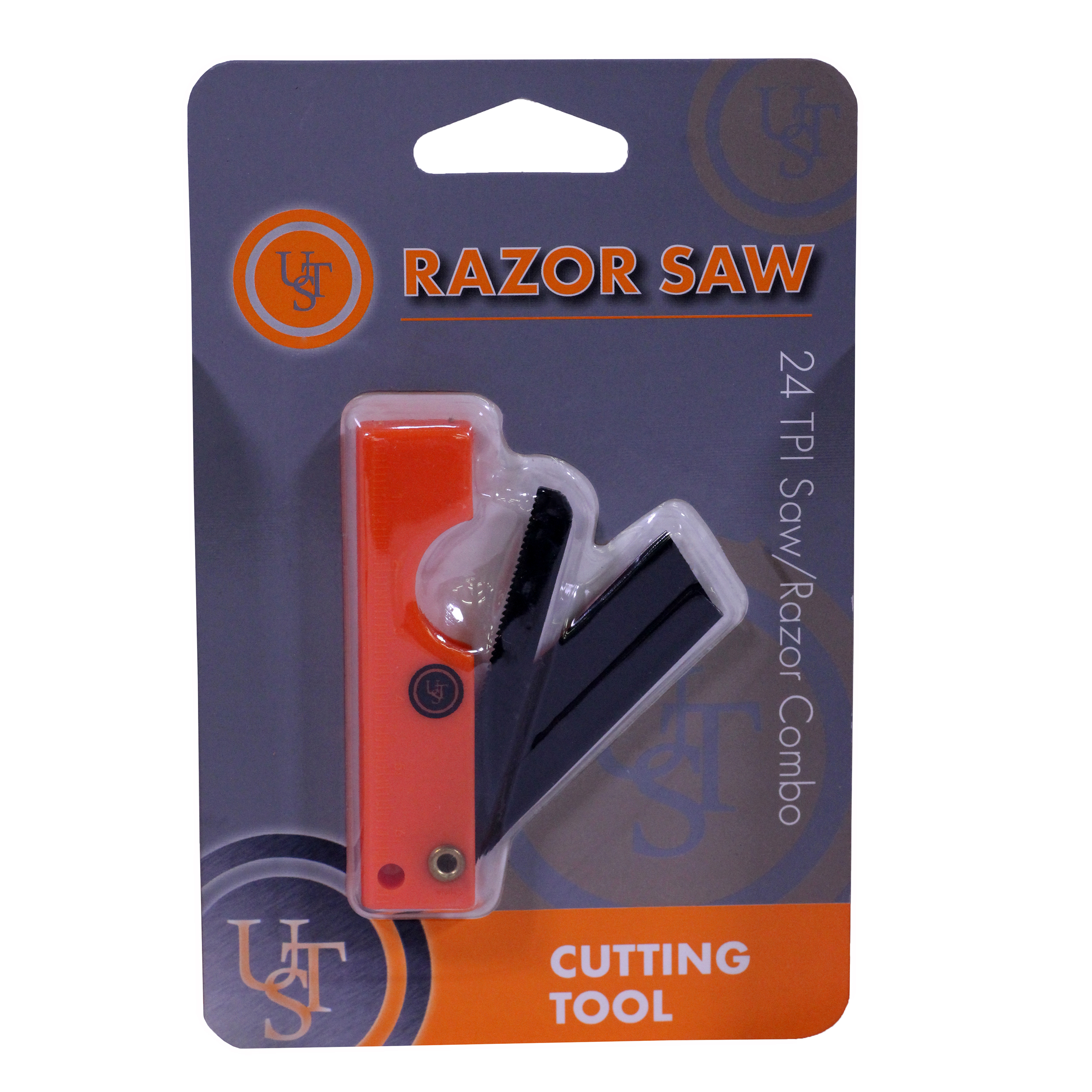 Ultimate Survival Technologies SaberCut Razor Saw, Orange