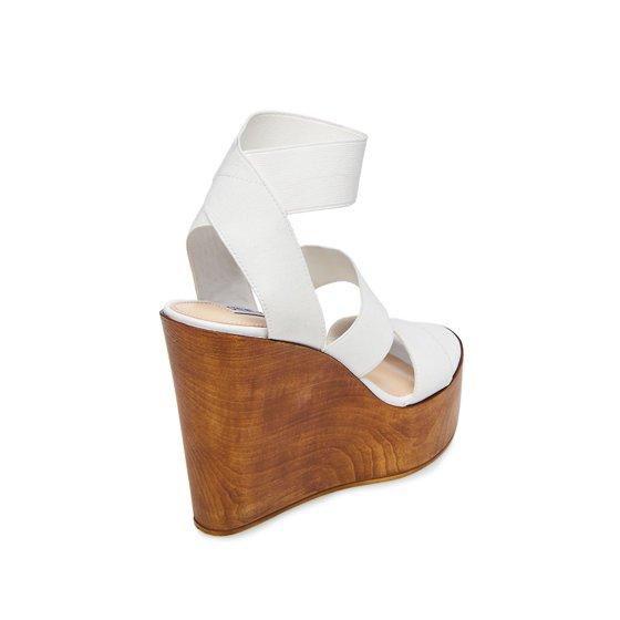 2231cecffae4 Steve Madden - Blondy Platform Wedge Sandals - Walmart.com
