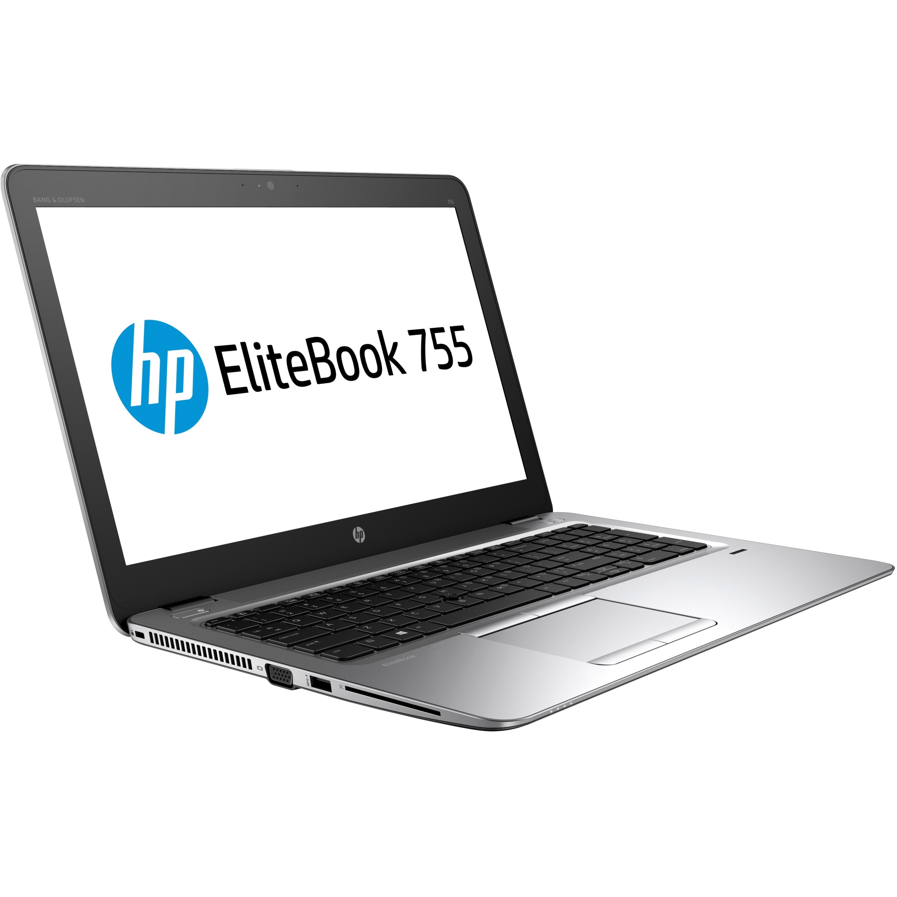 "HP EliteBook 755 G3 15.6"" Notebook w/ AMD A12-8800B, 8GB RAM, & 256GB SSD"