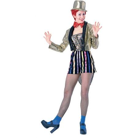 Rocky Horror Columbia Adult Halloween Costume
