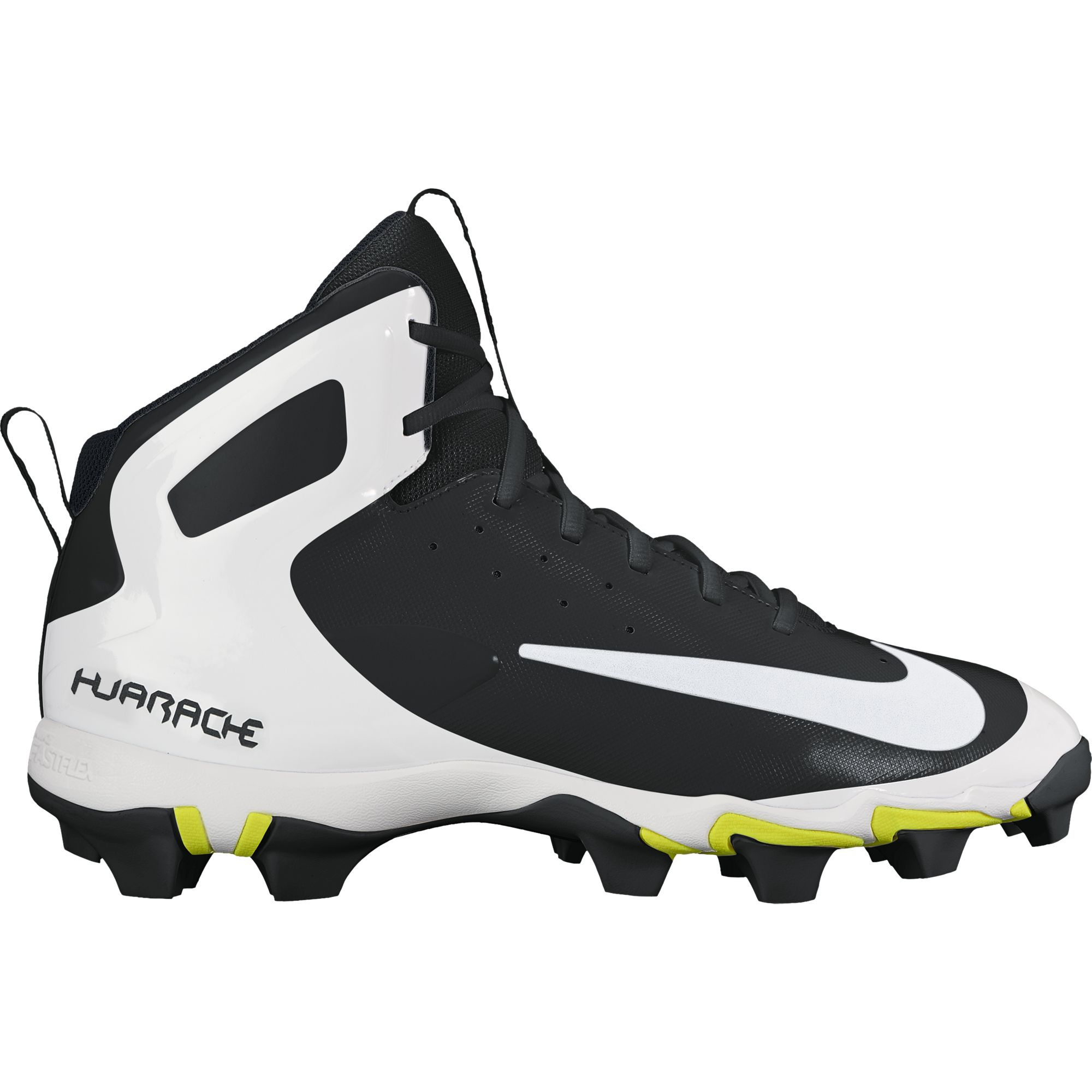 Men's Nike Alpha Huarache Keystone Mid Baseball Cleat