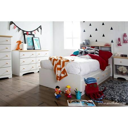 South shore summertime kids bedroom furniture collection - South shore furniture bedroom sets ...