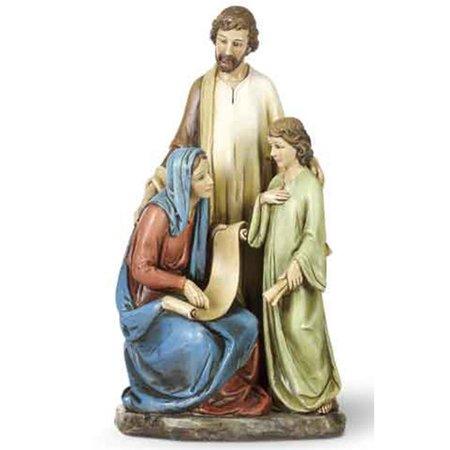 Joseph's Studio Holy Family Teaching Jesus Figurine