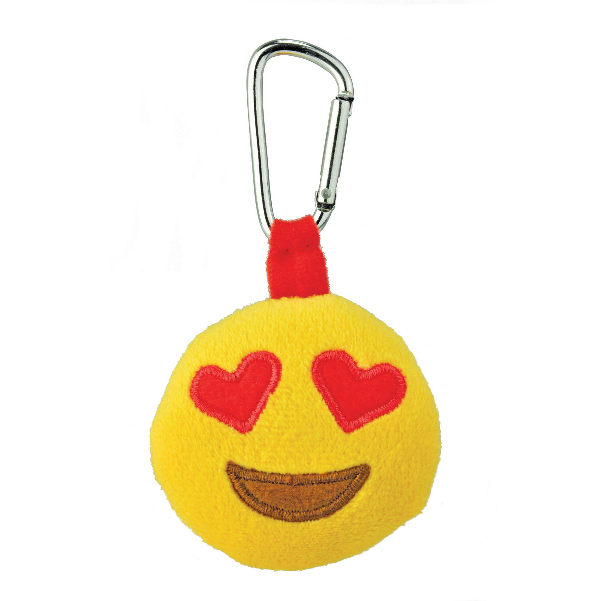 Emoji Backpack Clip Heart Eyes Walmart Com