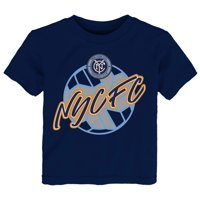 New York City FC Toddler Playtime T-Shirt - Navy