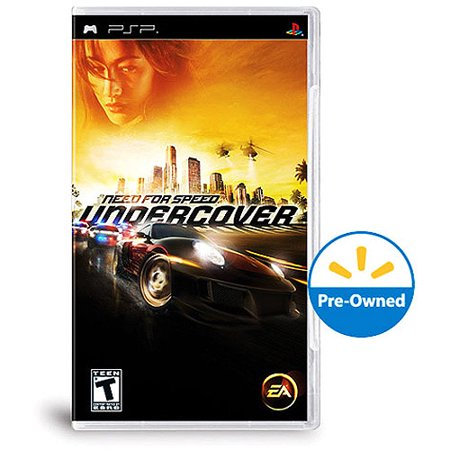 Need for Speed Undercover (PSP) - Pre-Owned - Walmart.com