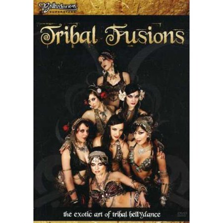 Tribal Fusions  The Exotic Art Of Tribal Bellydance  With Cd   Widescreen