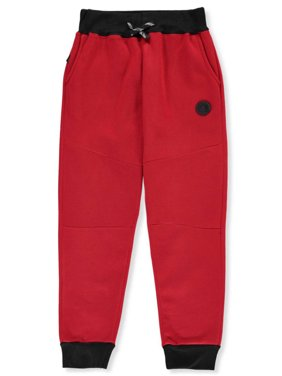 Akademiks Boys' Joggers - red, 3t