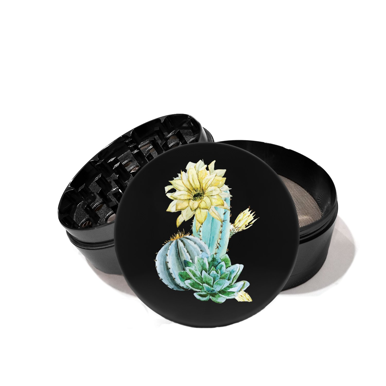 Meditation Lotus - UV Printed Grinder