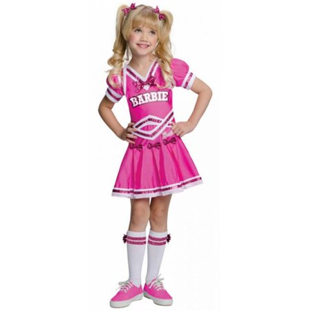 Costumes for all Occasions RU886749T Barbie Cheerleader Toddler (Babies Costumes)